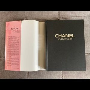 CHANEL Accents - CHANEL and Her World coffee table book